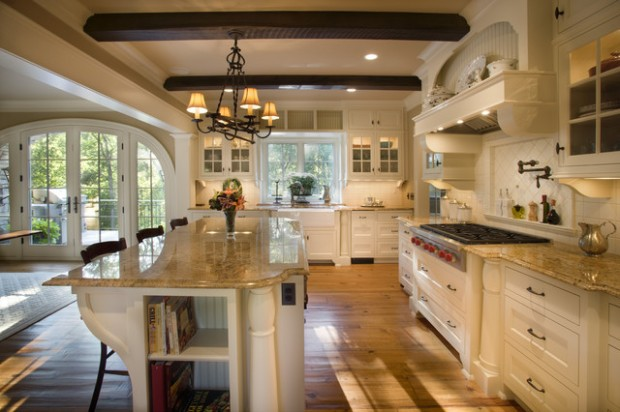 24 Great Kitchen Design Ideas in Traditional style (15)