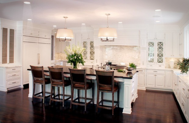 24 Great Kitchen Design Ideas in Traditional style (17)