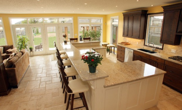 24 Great Kitchen Design Ideas in Traditional style (19)