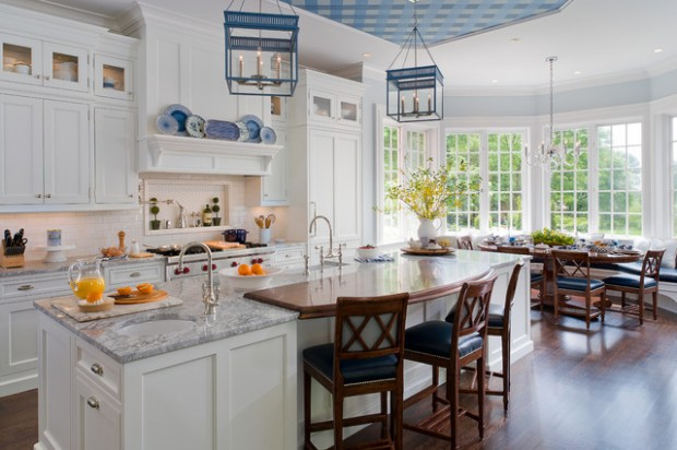 24 Great Kitchen Design Ideas in Traditional style (2)