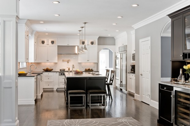 24 Great Kitchen Design Ideas in Traditional style (20)
