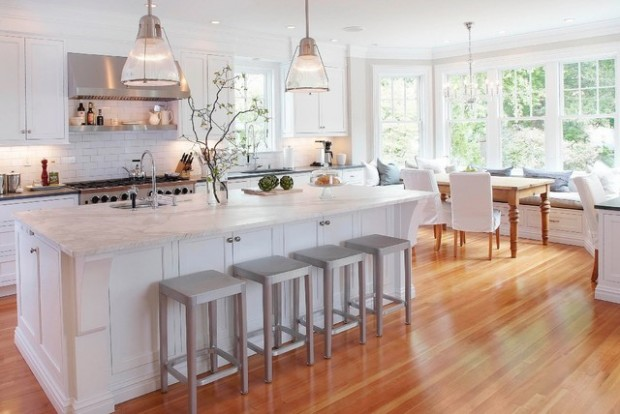 24 Great Kitchen Design Ideas in Traditional style (21)