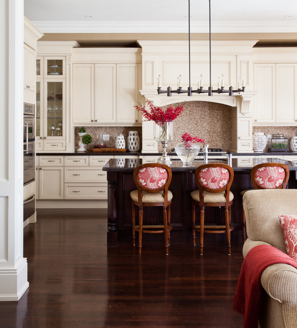 24 Great Kitchen Design Ideas in Traditional style (22)