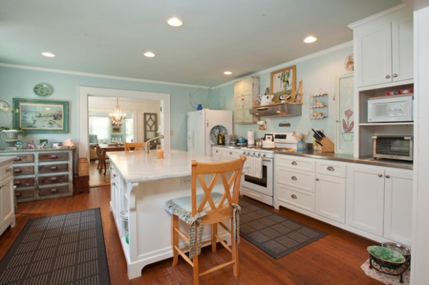 24 Great Kitchen Design Ideas in Traditional style (23)