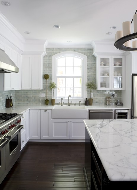 24 Great Kitchen Design Ideas in Traditional style (4)