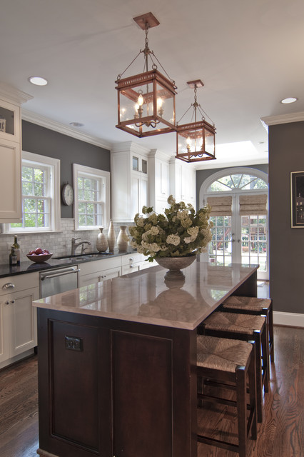 24 Great Kitchen Design Ideas in Traditional style (6)