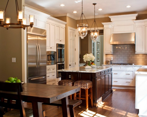24 Great Kitchen Design Ideas in Traditional style (8)
