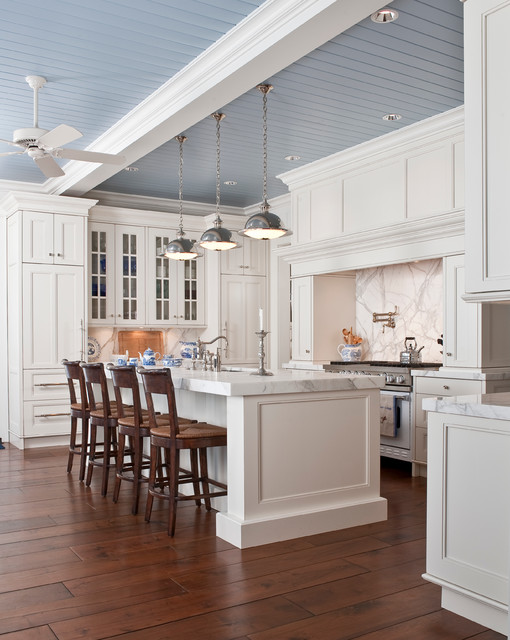 24 Great Kitchen Design Ideas in Traditional style (9)