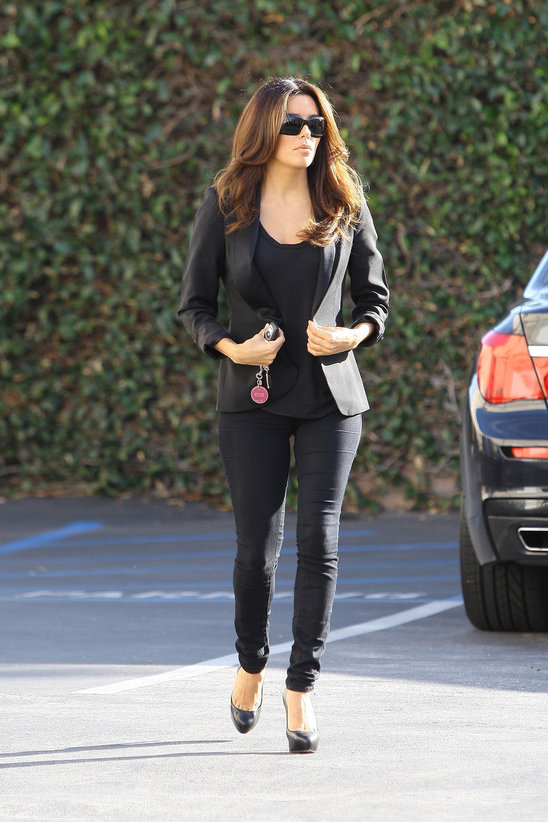 25 Amazing Street Style Combinations by Eva Longoria