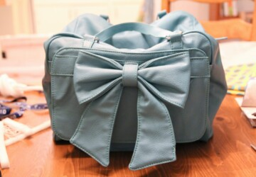 22 Great DIY Bag Ideas - diy, bag