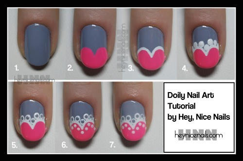 25 Great Nail Art Tutorials for Cute and Fancy Nails (20)