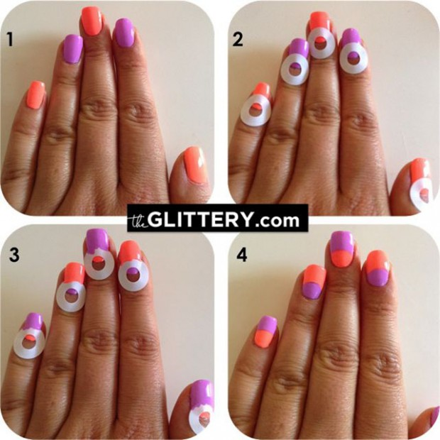 25 Great Nail Art Tutorials for Cute and Fancy Nails (25)
