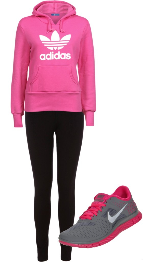 25 Great Sporty Outfit Ideas (11)