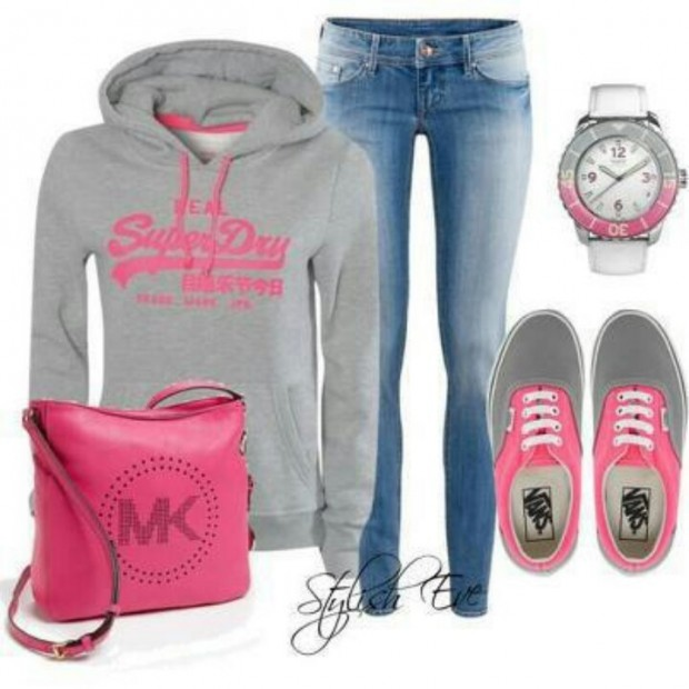 25 Great Sporty Outfit Ideas (15)