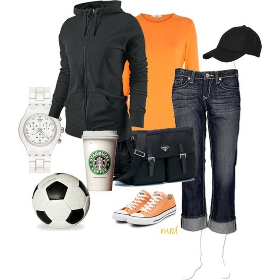 25 Great Sporty Outfit Ideas (19)