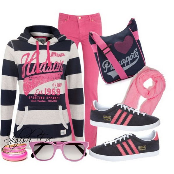 25 Great Sporty Outfit Ideas (2)