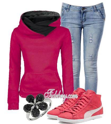 25 Great Sporty Outfit Ideas (20)