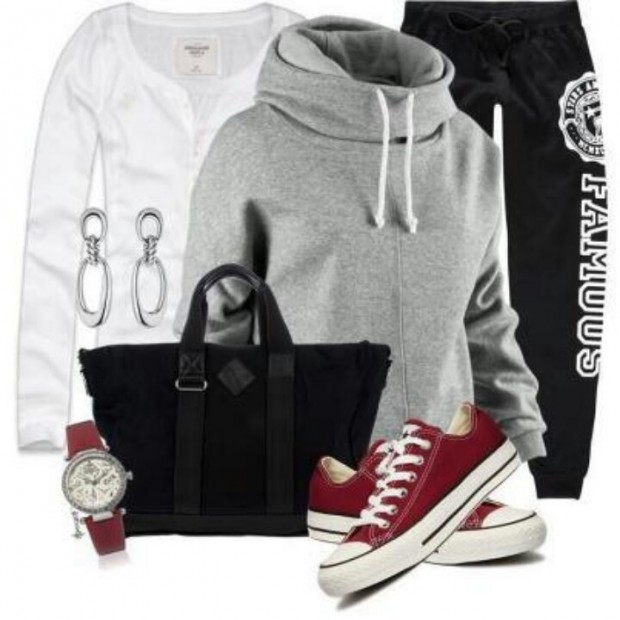 25 Great Sporty Outfit Ideas (7)