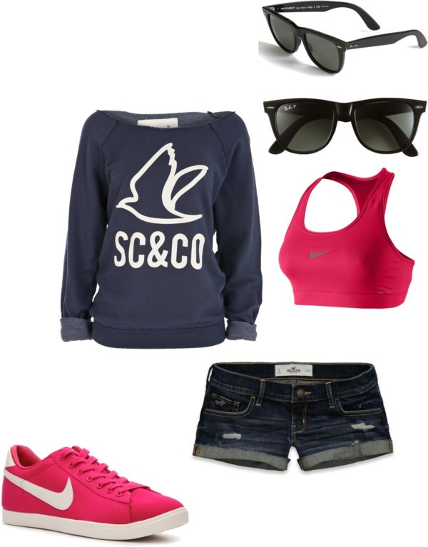 25 Great Sporty Outfit Ideas (8)