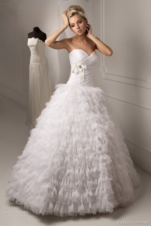 25 Romantic Wedding Dresses (12)