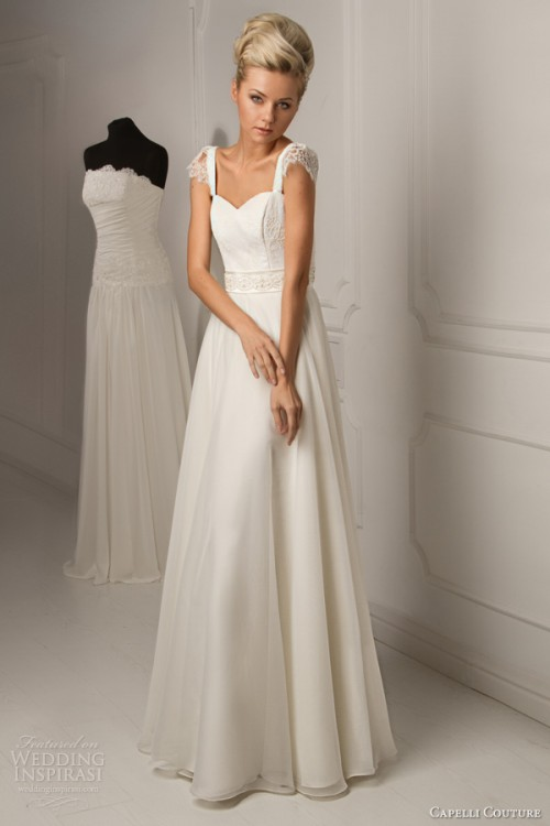 25 Romantic Wedding Dresses (13)