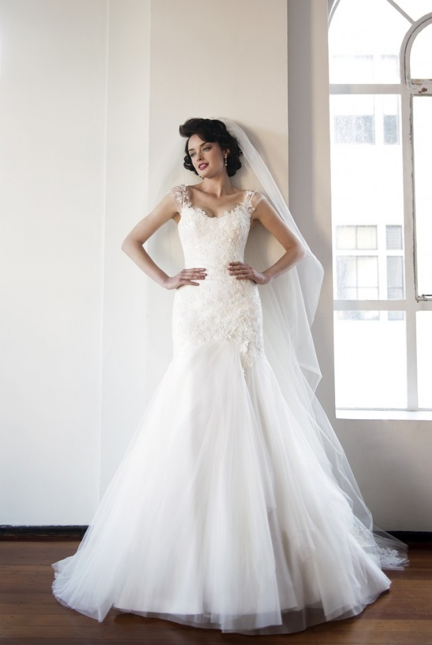 25 Romantic Wedding Dresses (8)