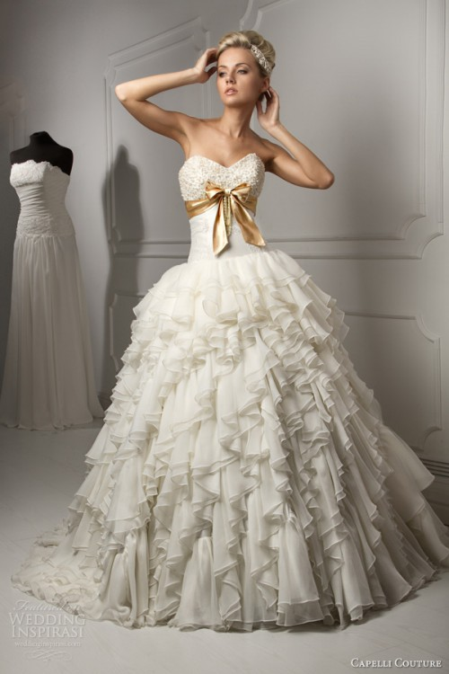25 Romantic Wedding Dresses (9)