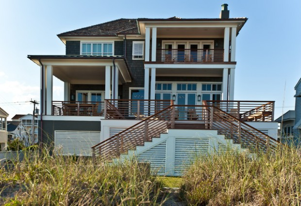 25 Spectacular Beach Houses that Will Take Your Breath Away (14)