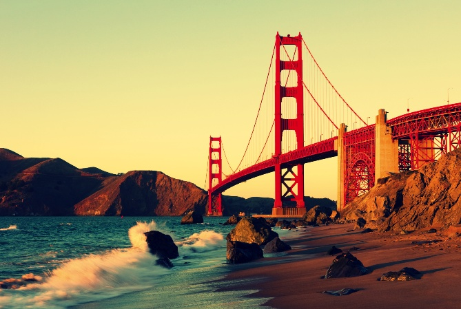 23 Amazing Photography of The Golden Gate Bridge, San Francisco - San Francisco, photography, Golden Gate Bridge
