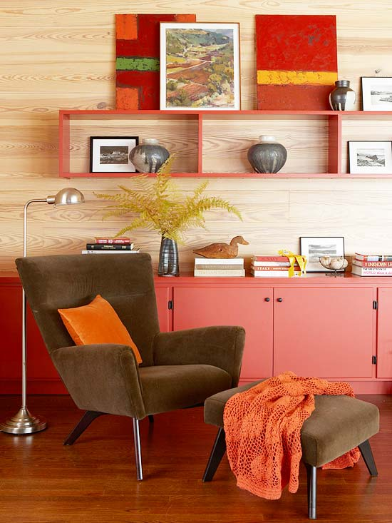 26 Amazing Ideas for Colorful Living Room (5)