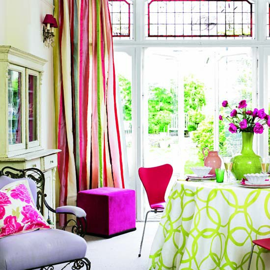 26 Amazing Ideas for Colorful Living Room (8)