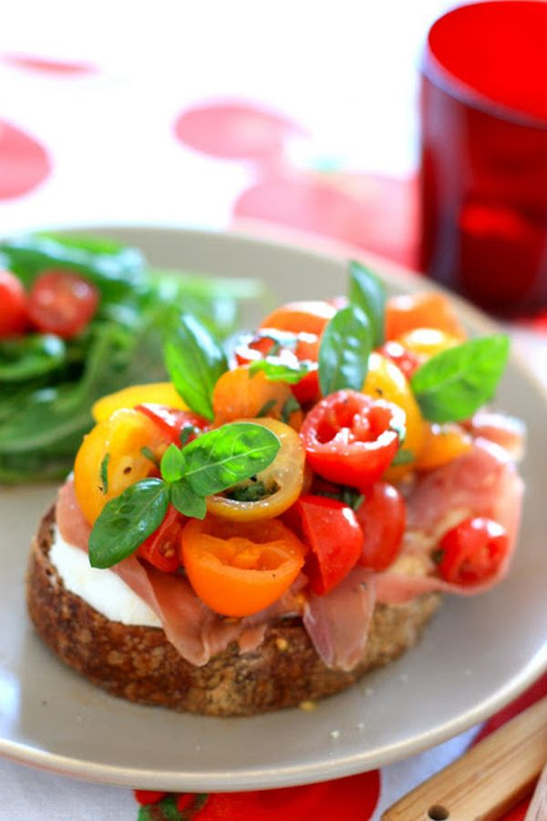 26 Easy and Tasty Bruschetta Recipes (15)