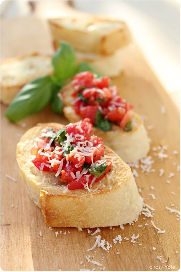 26 Easy and Tasty Bruschetta Recipes (16)