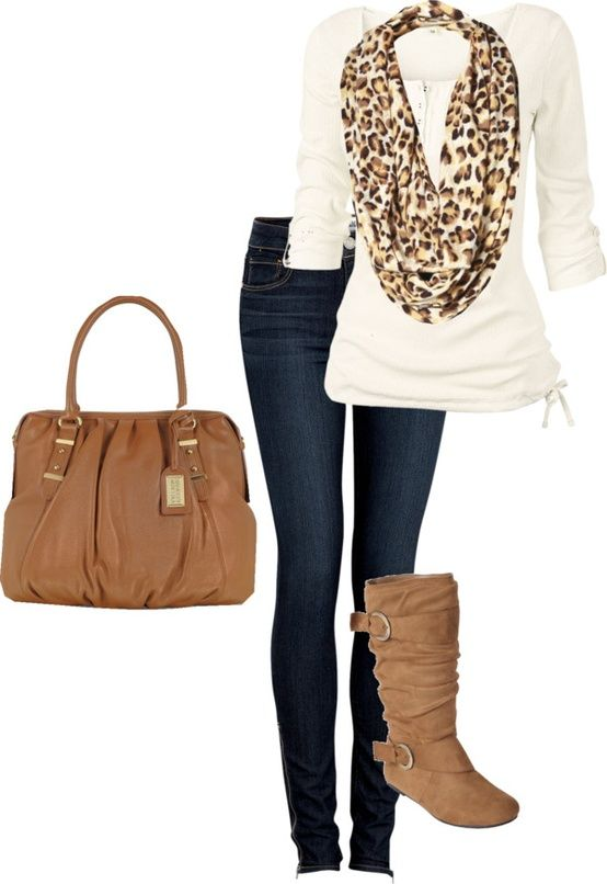 27 Casual and Cozy Combinations for Fall (27)