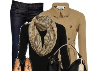 27 Casual and Cozy Combinations for Fall - Fall, cozy, combinations, casual