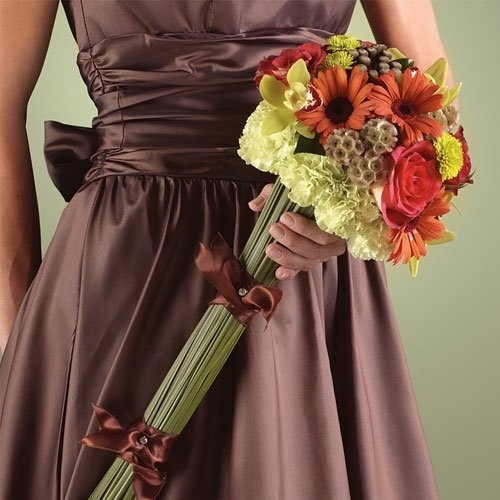27 Romantic Fall Wedding Bouquets (15)