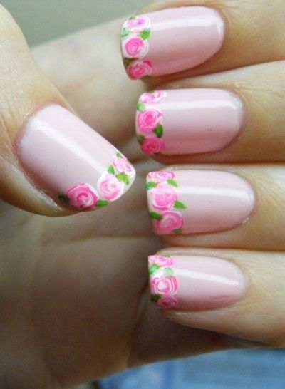 27 Simple and Cute Nail Art Ideas - 27 Simple And Cute Nail Art Ideas - Style Motivation