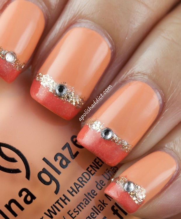 Simple Nail Designs: 27 Simple And Cute Nail Art Ideas
