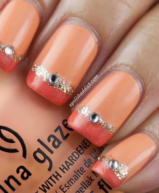27 Simple and Cute Nail Art Ideas (21)