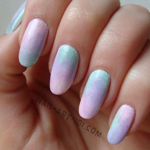 27 Simple and Cute Nail Art Ideas (5)