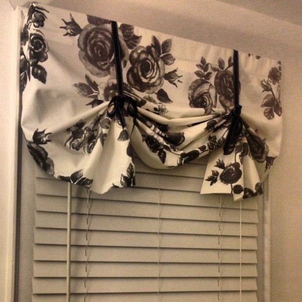 Bathroom Curtain Ideas Diy: 28 Genius DIY Curtains Ideas