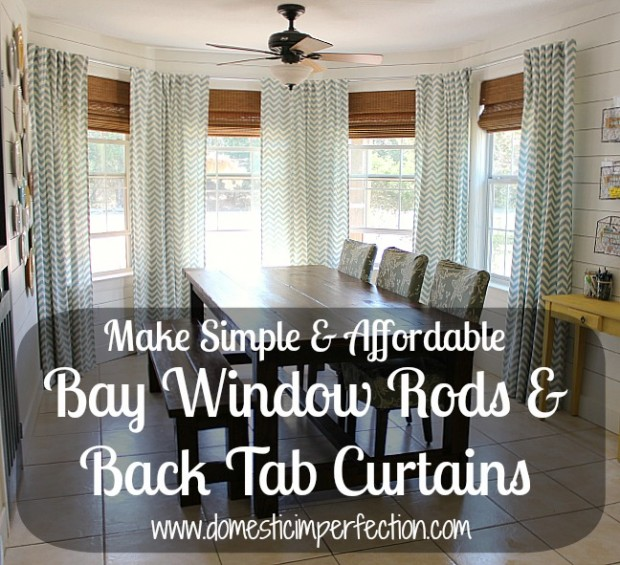 28 Genius DIY Curtains Ideas