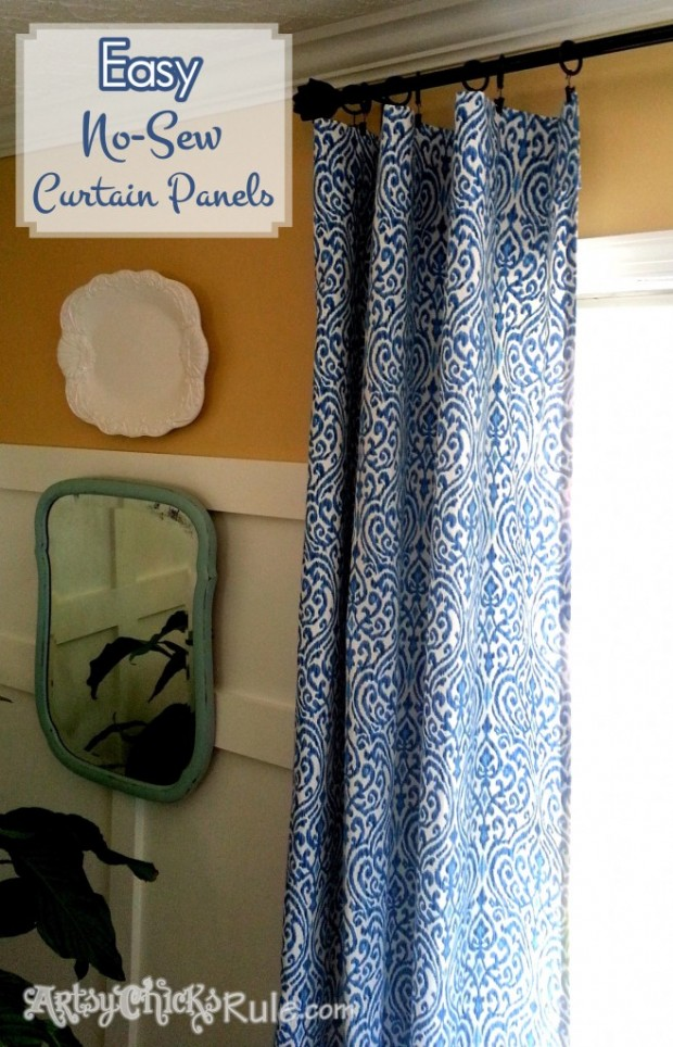 28 Genius DIY Curtains Ideas - Style Motivation