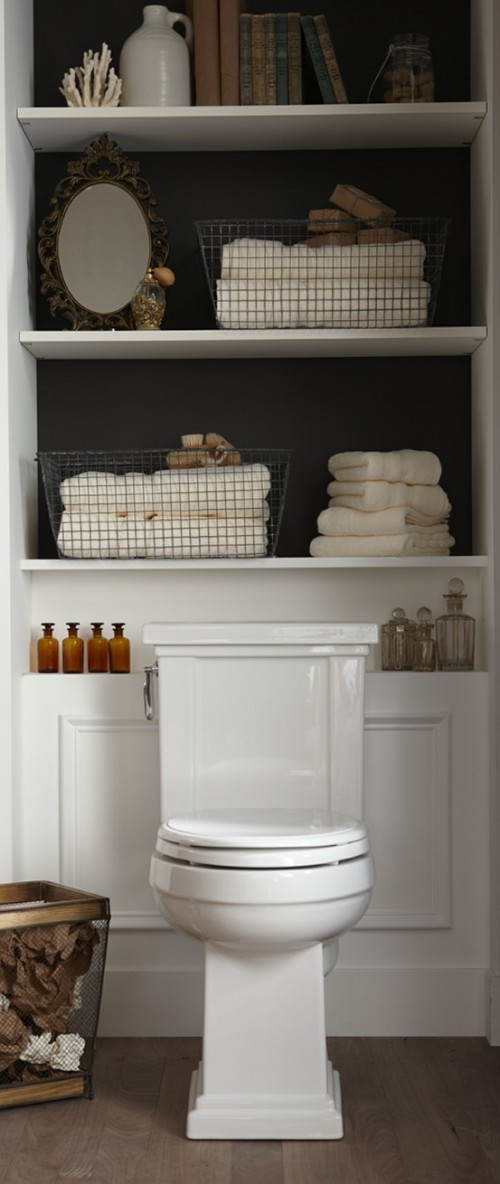35 Great Storage and Organization Ideas for Small Bathrooms (5)