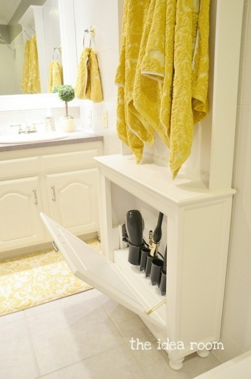 35 great storage and organization ideas for small bathrooms style