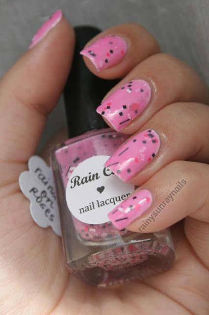 40 Stylish Pink Nail Art Ideas Pictures to pin on Pinterest