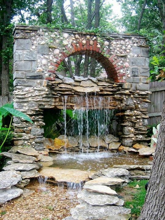 Backyard Waterfalls Ideas backyard waterfall pictures waterfalls without ponds the drama of a waterfall without the llllllll pinterest Waterfall Design Ideas Garden Waterfall Designs Garden Waterfall Ideas Cadagu 26 Amazing Garden Waterfall Ideas