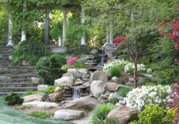 26 Amazing Garden Waterfall Ideas - ideas, garden waterfall
