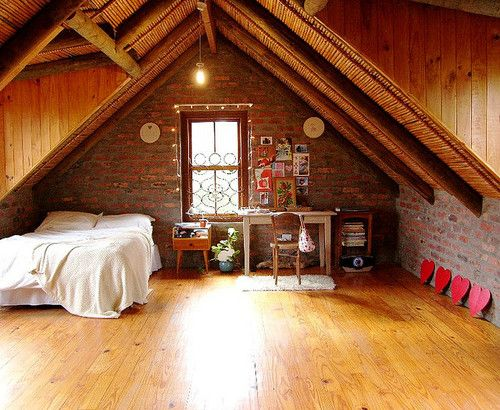 25 great attic room design ideas style motivation for Attic room