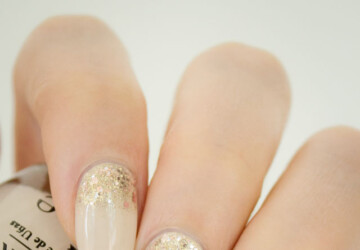 Golden Tones on Your Nails: 22 Perfect Nail Art Ideas - nail art ideas, golden tones, gold nails